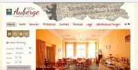 Website Comfort Hotel Auberge