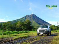 Costa Rica mit dem 4x4 erkunden