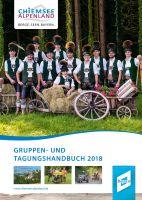 Neues Gruppen- und Tagungshandbuch für das Chiemsee-Alpenland