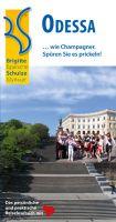 Titelabbildung Odessa-Reiseführer: Odessa … wie Champagner. Spüren Sie es prickeln!