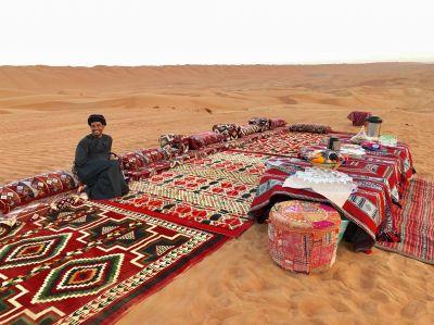 Gastfreundschaft bei Arab Adventures