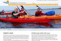 Paddelurlaub im Seekajak mit Club Aktiv