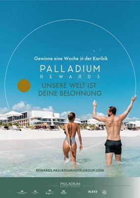 Das neue Palladium Rewards Treueprogramm