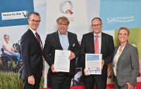 Panoramic Hotel im Harz erhält Zertifikate für KinderFerienLand und ServiceQualität