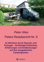 Peters Reisebericht Nr. 8 - mit dem Kleinbus durch Spanien und Portugal