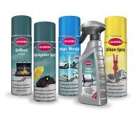 Caramba Pflege-Produkte für Camping und Caravaning