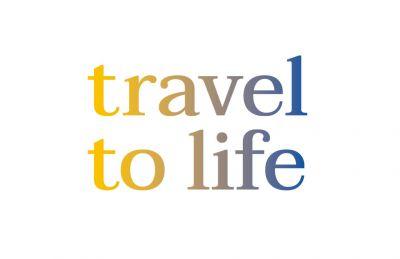 Logo Travel To Life