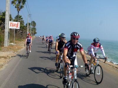 Aufregende Küstentour mit dem Rad zwischen Hua Hin und Krabi.