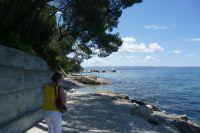 Urlaub in Piran an der slowenischen Adriaküste im privaten Ferienhaus oder Ferienwohnung direkt am Meer