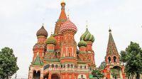 Eine der Sehenswürdigkeiten auf der Reuthers Special Event Tour Berlin-Moskau 2017: Die St. Basilius Kathedrale in Moskau