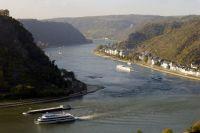 Rheinromantik und Welterbe am Romantischen Rhein