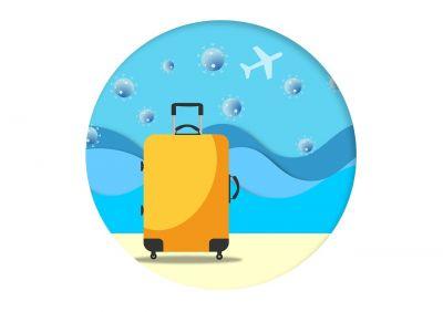 Online-Reisebüro für Reisen ab Flughafen Stuttgart (STR Airport). Bild von Alexandra_Koch auf Pixabay.