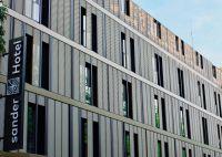 sander Hotel in Koblenz steht kurz vor der Fertigstellung