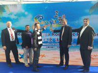 Sanya begeistert das Publikum in Frankfurt mit tropischem Feeling und großem Gewinnspiel