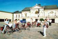 Schnieder Reisen: Radreisen auf die Kurische Nehrung beginnen in Klaipeda.