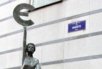Die Statue vor dem EU-Parlament in Brüssel. Foto: SeaHelp