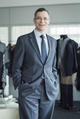 Rolf Slickers (Geschäftsführer der Servitex GmbH)