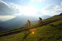 Mountainbiken im wunderschönen Meraner Land - Michael Müller - MGM