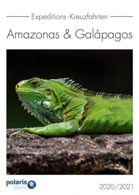 Polaris Tours Katalog Amazonas & Galapagos 2020/2021