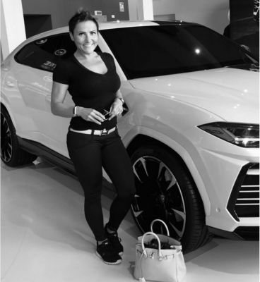Mandy Knorr, Ceo & Founder SPOT, organisiert seit vielen Jahren Sportwagen-Veranstaltungen