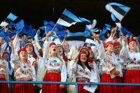 Tallinn: Singt ud tanzt in diesen Juli Tagen