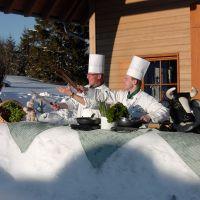 Event-Location Teamwelt für Winter-Events
