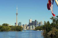 Der CN Tower in Toronto wird 40 Jahre alt. Bildnachweis: Tourism Toronto