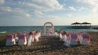 """Traumhochzeit """" Heiraten am Strand in der Türkei """""""