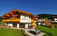 Hotel Unterlechner das kleinste 4 Sterne Hotel in Tirol - Urlaub mit Hund