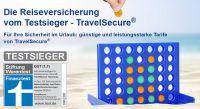 Reiseversicherung vom Testsieger TravelSecure®