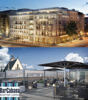 Trendiger Hotspot auf Leipzigs coolster Dachterrasse