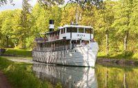 Eine exclusive Reise auf dem Göta-Kanal mit großem Programm.