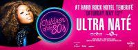 Ultra Naté als Headliner bei 'Children of the 80s' im Hard Rock Hotel Tenerife im Mai