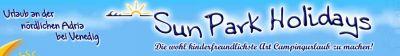 Logo www.sunpark-holidays.de