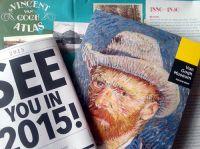 """Mit einem internationalen Programm """"125 Jahre Inspiration"""" wird dem Todesjahr von Vincent Van Gogh zum 125. Mal gedacht."""
