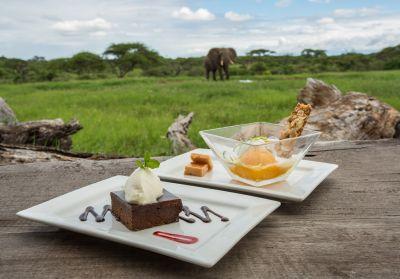 Ol Donyo Lodge in Kenia, (C)Andrew Howard
