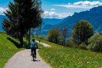Veloerlebnis Luzern-Vierwaldstättersee-Zentralschweiz