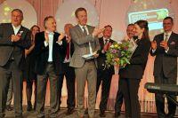 Preisverleihung Deutscher Hotelnachwuchs-Preis. Foto: Charlotte Moser