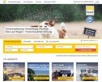 ermittlung von Ferienhäusern & Ferienwohnungen auf Rügen