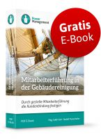 Das Praxishandbuch mit Humor für Gebäudereiniger.