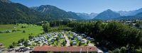Camping und Bergerlebnis im Allgäu, Rubicamp Oberstdorf