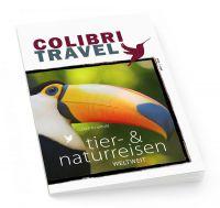 Am 8. Oktober hat Reisespezialist COLIBRI Travel seinen neuen Katalog 2014/15 vorgestellt.