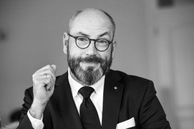 Jens Rosenbaum, Mitinitiator Clean-Sleeping-Award und Chefredakteur von Schlafen Spezial.