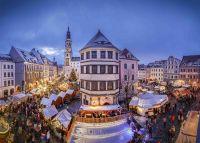 Görlitz - 6.bis 22.12.2019 die märchenhafte Szenerie des romantischen Schlesischen Christkindelmarktes©NikolaiSchmidt