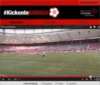 #KickenInKanada Gewinnspiel