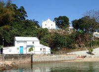 Seit 2007 ist der Restaurierungsprozess der Salzgewinnungs-Gemeinde Yim Tin Tsai in vollem Gange. Foto: Privat