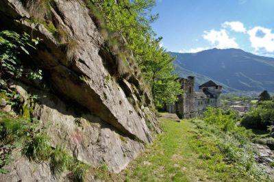 Vogogna, Nationalpark Val Grande, Italien
