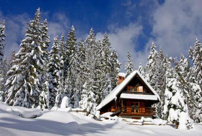 Wunderbare Unterkünfte: Skiurlaub Trends