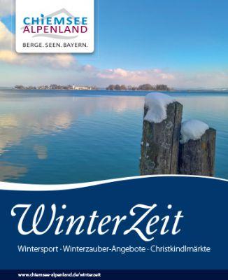 Titelseite der neuen WinterZeit Broschüre