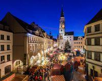 Winterzauber in Görlitz an der Neiße